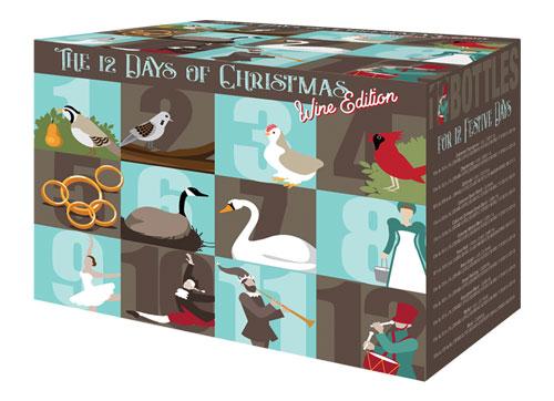 12 Days of Christmas Box