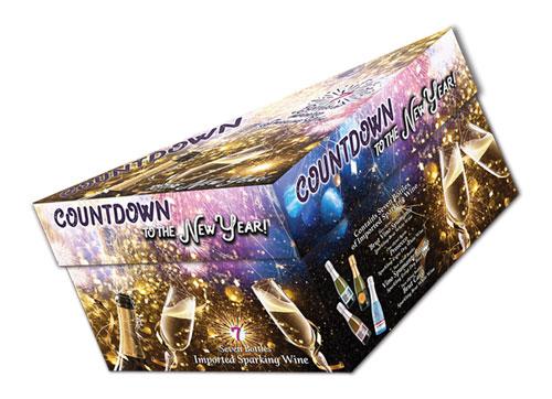 Countdown to New Year Box