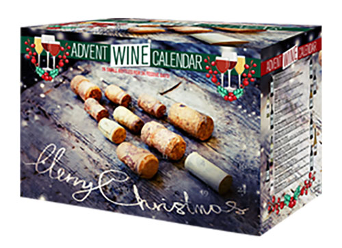 Wine Cork Christmas Tree Box