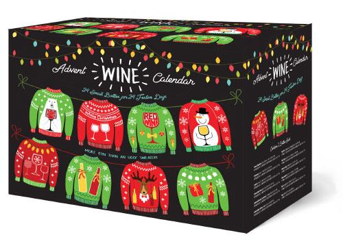 Holiday Sweater Box